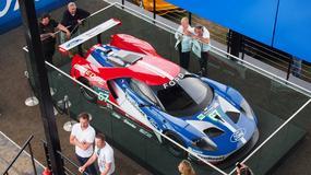 Wyścigowy Ford GT na Goodwood Festival of Speed 2016