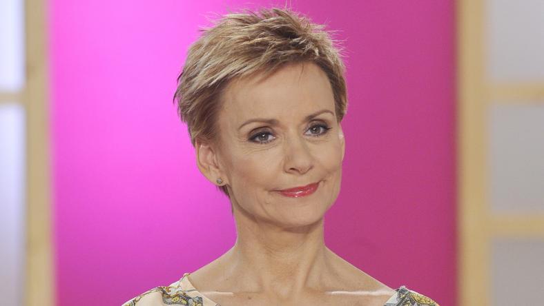 A műsorvezetőnő tegnap ünnepelte 53. születésnapját – egyelőre munkanélküliként / Fotó: MTI-Zih Zsolt