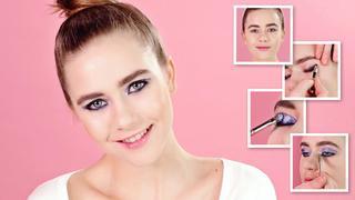 VU Beauty: Brokatowe oko