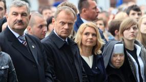 Beatyfikacja JPII - premier w Wadowicach