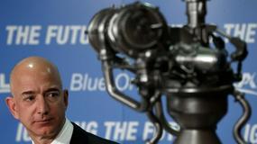 Bezos rozpoczyna współpracę z Boeingiem i Lockheed