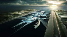 London Britannia Airport - czy tak będzie wyglądać nowe lotnisko Londynu?