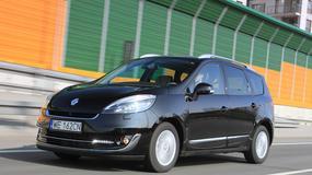 Renault Grand Scenic: mniejszy, ale nie słabszy
