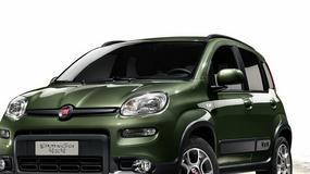 Paryż 2012: Fiat Panda 4x4 po raz trzeci w historii