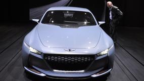 Paryż Motor Show 2016: Luksusowy sedan przyszłości z Korei Południowej