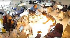 Podpalacz-samobójca w szpitalu! Spalił dializowanych ludzi