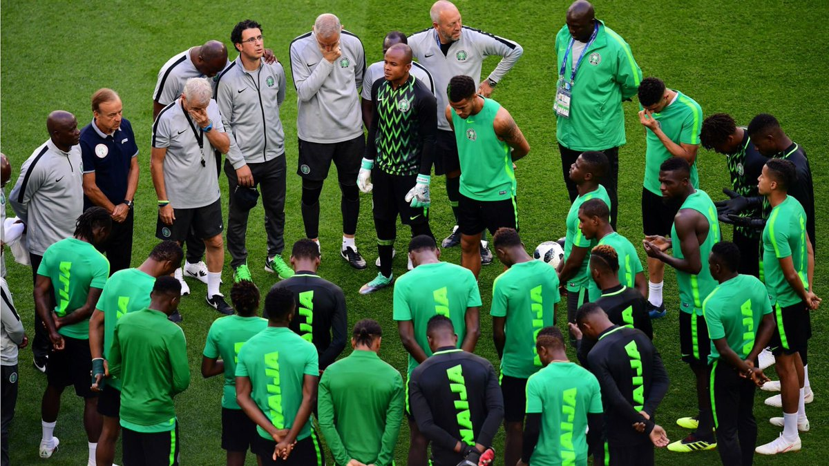 The Super Eagles of Nigeria are back in the AFCON and will aim to win the title again in 2019