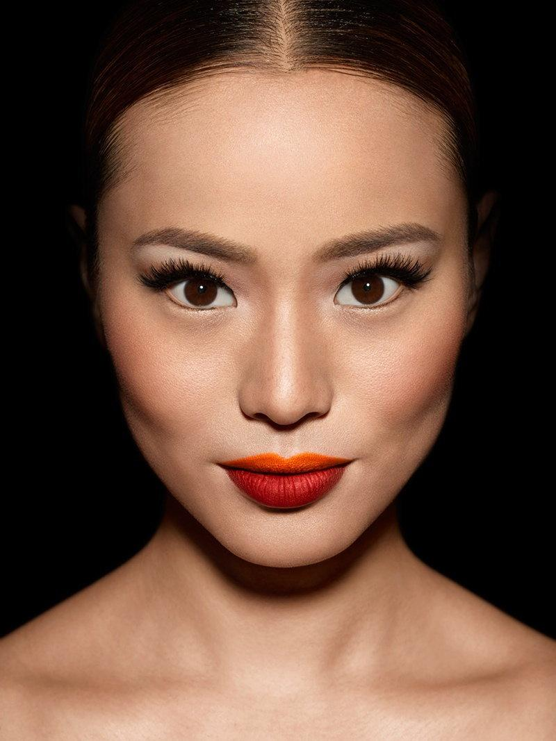 Jamie Chung Make Up For Ever