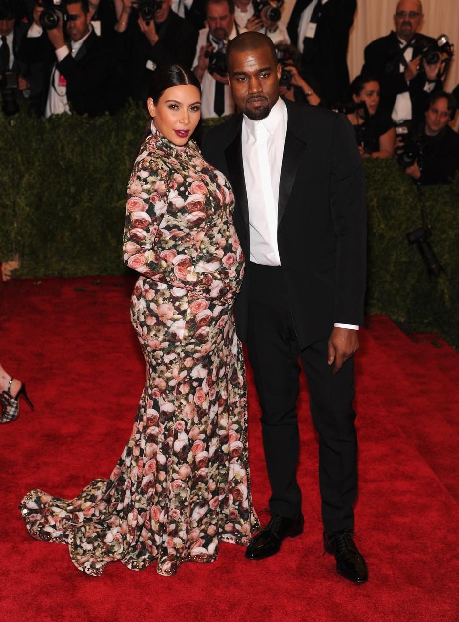 2013: Kim Kardashian / Getty Images