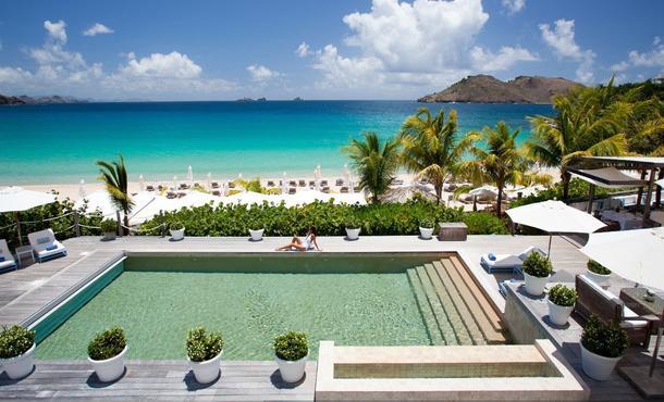 Luksusowy hotel LVMH na Karaibach
