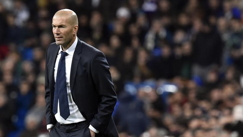 Elegáns megjelenés, kultúrált viselkedés – nem ez jellemezte a fiatal Zidane-t / Fotó: AFP