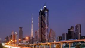 Dubaj - JW Marriott Marquis Hotel Dubai, najwyższy hotel świata