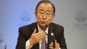 Ban Ki Mun domaga się szybkiego wyjaśnienia zabójstwa Borysa Niemcowa