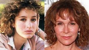 """Jennifer Grey kiedyś i dziś. Jak zmieniła się filmowa """"Baby""""?"""