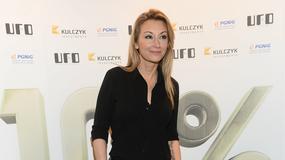 """Martyna Wojciechowska na premierze filmu """"110 %"""""""