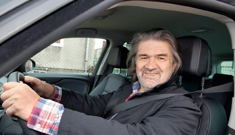 Andrzej Jaroszewicz: Rajdowa legenda - Top Gear