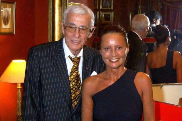 Hanuszkiewicz z żoną i jego niezwykłe życie na ZDJĘCIACH
