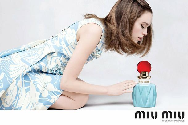 Pierwsze perfumy Miu Miu! I pierwsza, świetna reklama