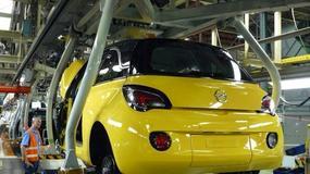 Opel Adam wyjechał z Eisenach