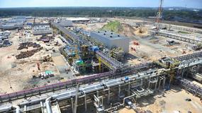 Terminal LNG w Świnoujściu zgodnie z planem