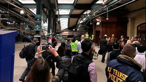 USA: jedna osoba zginęła, wielu rannych w katastrofie kolejowej w New Jersey