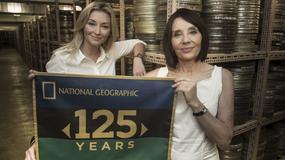 Ewa Ewart na 125-lecie National Geographic Society