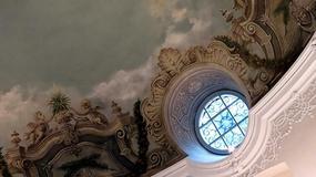 Wałbrzych - otwarcie mauzoleum Hochbergów przy zamku Książ po renowacji