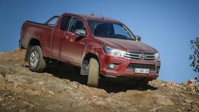 Toyota Hilux: nowa odsłona legendarnego pikapa (ceny)