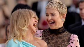Goldie Hawn i Kate Hudson na rozdaniu nagród SAG. Kate wyglądała bez klasy?