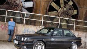BMW E30 ALPINA B6 3.5 – Biały kruk wśród youngtimerów