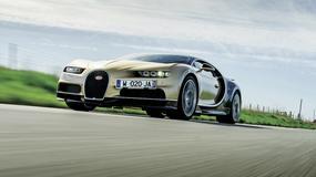 Bugatti Chiron - Potęga 16 cylindrów