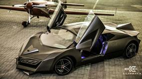 Elibreia Supercar - najbrzydsze auto świata
