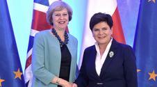 Ataki na Polaków w Wielkiej Brytanii. Co mówi premier Wielkie Brytanii?
