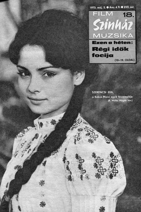 Szerencsi Éva az egyik legszebb magyar színésznő volt