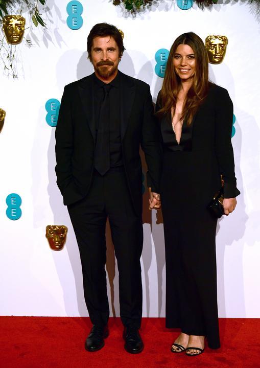 Christian Bale and Sibi Blazic / Fotó: Northfoto