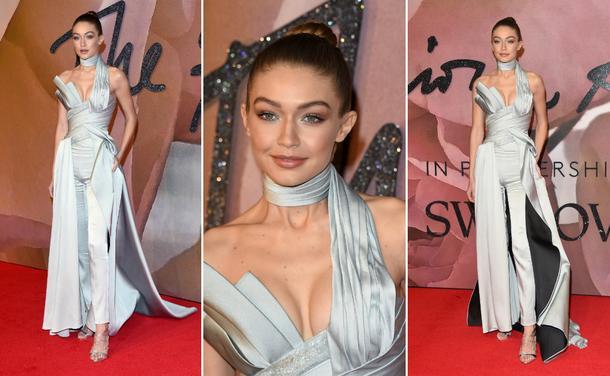 Best Look: Gigi Hadid w kreacji Atelier Versace