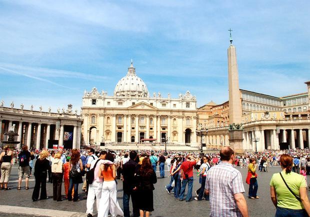 Rzym. Najpiekniejsze miejsca Włoch