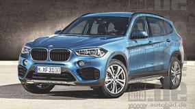 BMW X3 pod wysokim napięciem