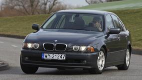 Używane BMW serii 5 - tani zakup, drogie utrzymanie