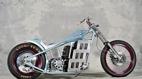 Elektryczny chopper od Shiun Craft Works