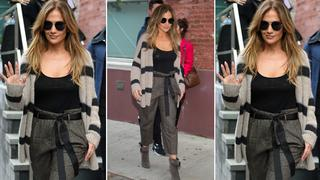 Best Look: Jennifer Lopez w swetrze Brunello Cucinelli