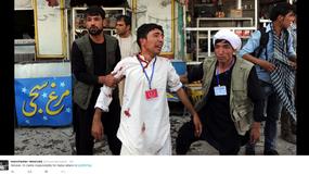 (UZNEMIRUJUĆE FOTOGRAFIJE) Dan posle brutalnog napada ISIS-a u Kabulu: Tuga, suze i krvave ulice