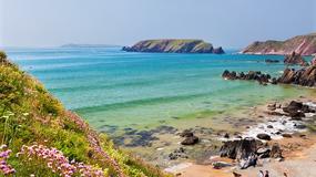 Najbardziej malownicze plaże Wielkiej Brytanii