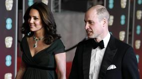 BAFTA 2018: Księżna Kate solidarna z ofiarami molestowania