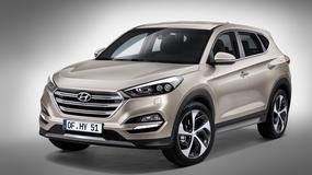 Hyundai Tucson – efektowny SUV z Korei