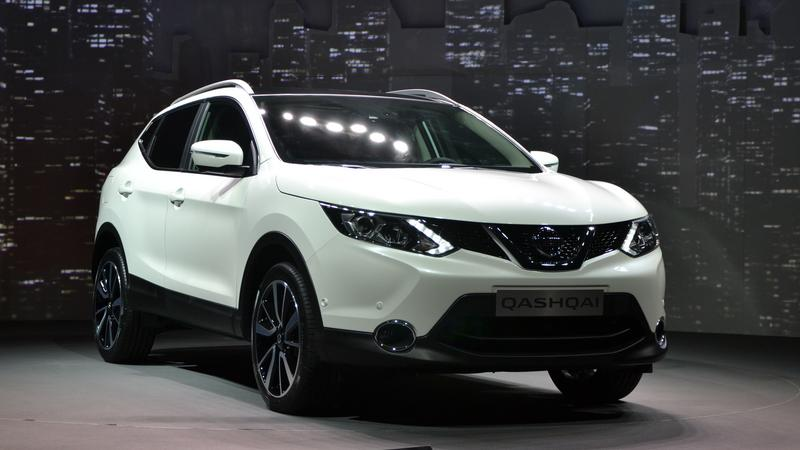 nowy nissan qashqai 2014 moto. Black Bedroom Furniture Sets. Home Design Ideas