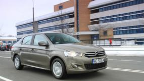 Citroen C-Elysee 1.6 VTi Seduction: auto na kryzys