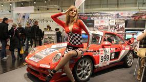 Essen Motor Show 2012: auta, motocykle i gorące dziewczyny