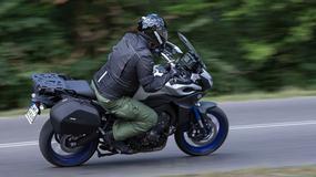 Yamaha MT-09 Tracer - szosówka w stylu adventure