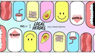 Wakacyjny manicure z Local Heroes